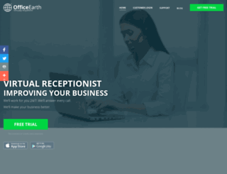 officeearth.com.au screenshot