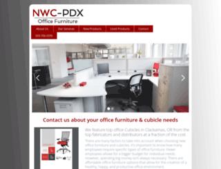 officefurniture-pdx.com screenshot