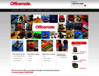 officemate.com screenshot