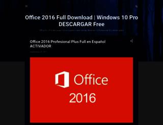 officepro2016.blogspot.com screenshot
