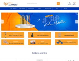officexpress.com.tr screenshot