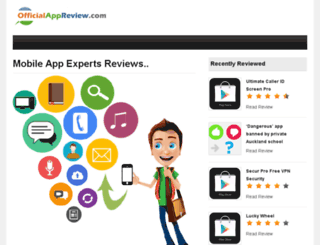 officialappreview.com screenshot