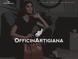officinartigiana.com screenshot