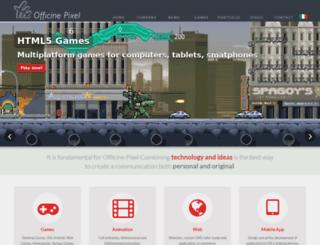 officinepixel.com screenshot