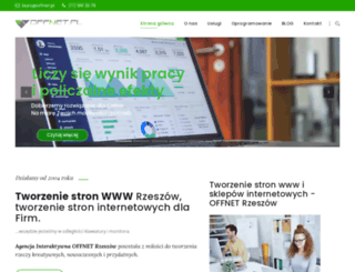 offnet.pl screenshot