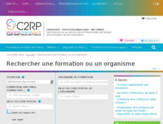 offredeformation.picardie.fr screenshot