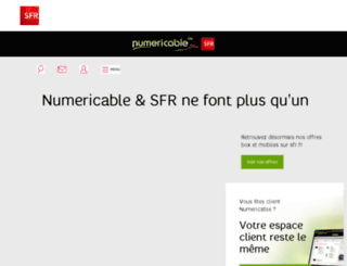 offres.numericable.fr screenshot