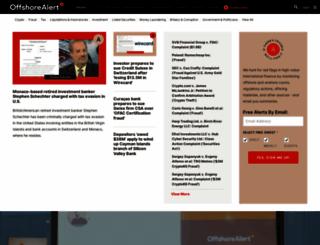 offshorealert.com screenshot