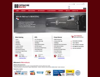 offshoreracks.com screenshot