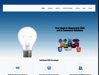 offshorewebmaster.com screenshot