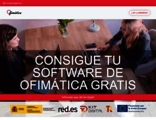 ofi.es screenshot