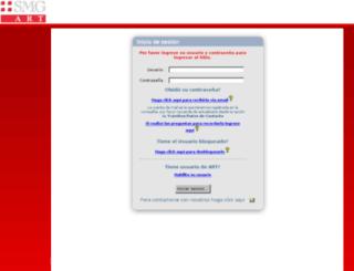 oficinasmg.com.ar screenshot