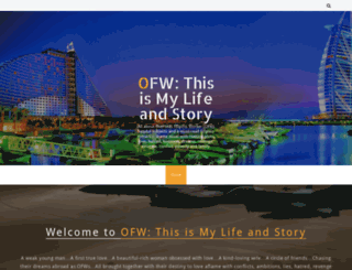 ofw-this-is-my-life-and-story.blogspot.com screenshot