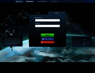 ogame.com.tr screenshot
