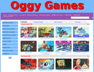 oggygame.com screenshot