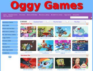 oggygame.com screenshot