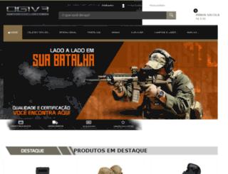 ogivastore.com.br screenshot