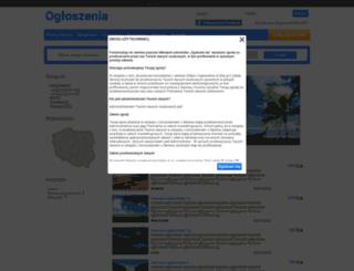 ogloszenia.d1php.pl screenshot