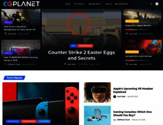 ogplanet.com screenshot