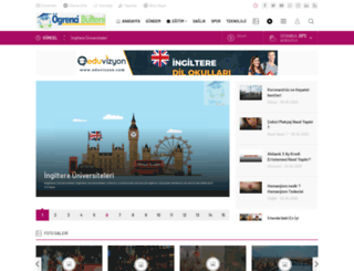 ogrencibulteni.com screenshot