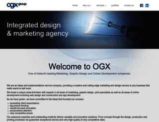 ogx.ie screenshot