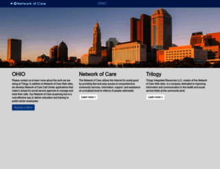 oh.networkofcare.org screenshot