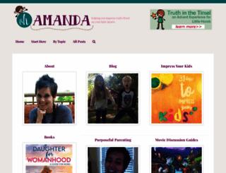 ohamanda.com screenshot