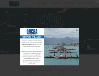 ohcra.com screenshot