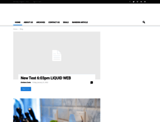 ohgizmo.com screenshot