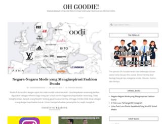 ohgoodiedesigns.com screenshot