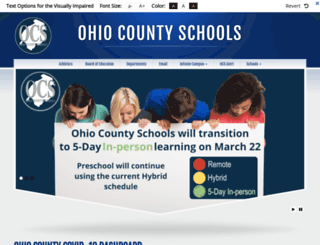 ohio.kyschools.us screenshot