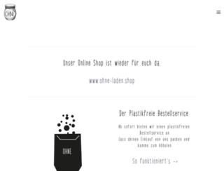ohne-laden.de screenshot