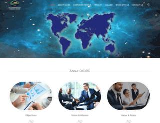 oicinternational.biz screenshot