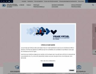 oiiaq.org screenshot