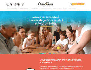 oikaoika.fr screenshot