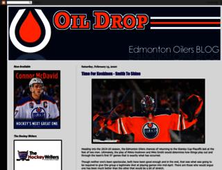 oil-drop.blogspot.com screenshot