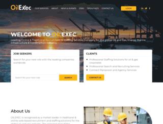 oilexec.com screenshot