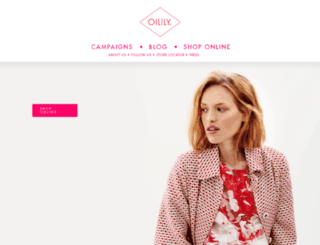 oilily-world.com screenshot