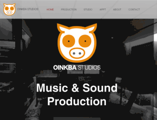 oinkba.com screenshot