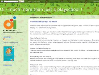 oiplayschoolnews.blogspot.in screenshot