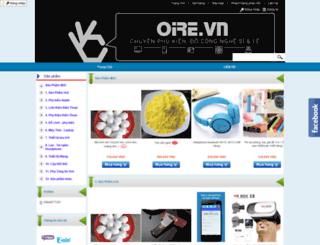 oire.vn screenshot