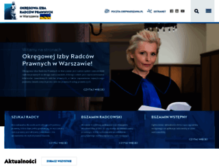 oirpwarszawa.pl screenshot