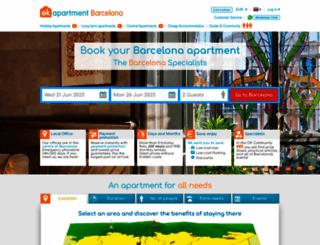 ok-apartment.com screenshot
