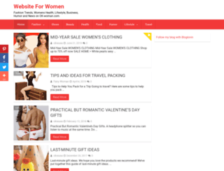 ok-woman.com screenshot