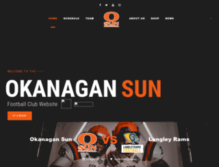 okanagansun.ca screenshot