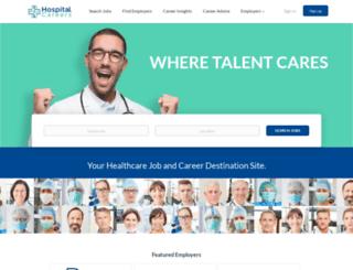 okhospitaljobs.com screenshot
