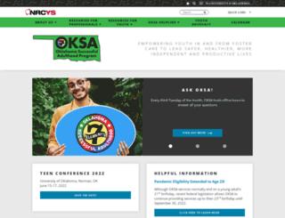 okil.ou.edu screenshot