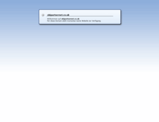 okipartnernet.co.uk screenshot