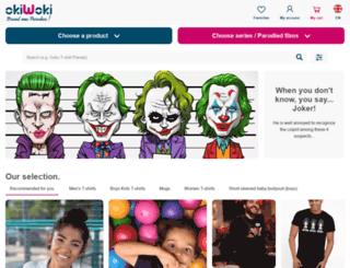 okiwoki.com screenshot