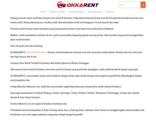 okkarent.com screenshot